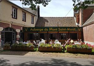 L'Auberge du  Mont Saint Mard